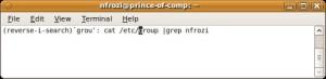 Recall Command Using KeyStroke